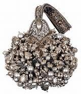Mary Frances Beaded Bag Queendom