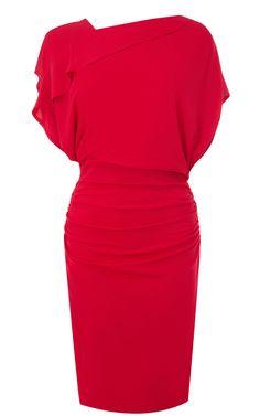 Karen Millen - Colourful Jersey Dress