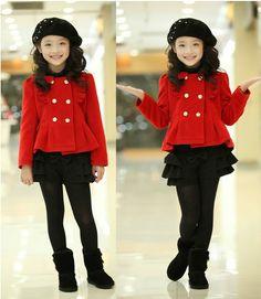 Mamá de una niña pequeña!!!!: Looks de moda para niñas - Navidad 2013 …