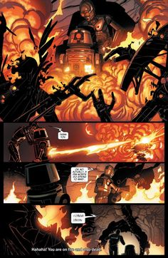 What's Your Favorite Line from a 2016 Comic Book So Far? Darth Vader's versions of C3PO and R2D2