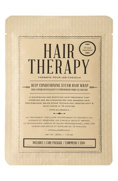 Kocostar Hair Therapy Deep Conditioning Steam Hair Wrap available at #Nordstrom