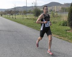 Participants running Tom Moore 5K Walk/Run