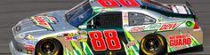 Dale Earnhardt Jr. #88.  Hell ya