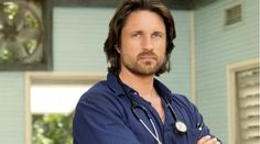 Martin Henderson joins Grey's Anatomy season 12 Patrick Dempsey, Martin Henderson, Hot Doctor, Greys Anatomy Season, Off The Map, Season 12, Romance Novels, Hot Boys, Daniel Wellington
