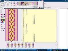 20 cards, 4 colors, repeats every 18 rows, Dmitry Vasilenko, GTT