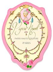 lapinkpaperie.blogspot.ch - lovely paper goods with a romantic rococo theme. @PaperNosh