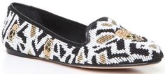 ZENITH SKULL FLAT by House of Harlow 1960 Product ID 1437359