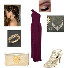 """Meg's Prom"" by makayla5014 on Polyvore"