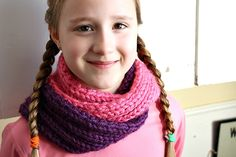 simple knitting project - keep your hands busy.