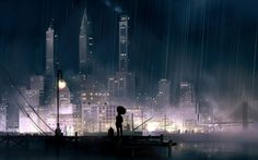 cityscapes art - Google Search