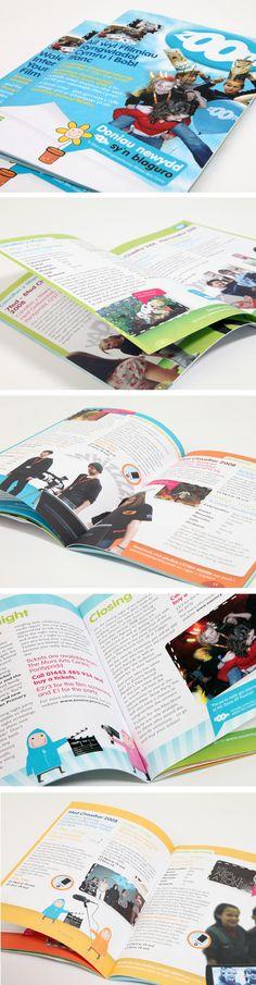 Brochure design - Zoom Cymru by Octopus Creative Design, via Behance Creative Brochure, Brochure Design, How To Make Brochure, Cymru, Professional Photography, Design Agency, Brochures, Octopus, Creative Design