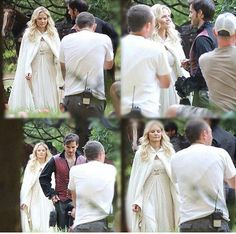 Their outfits!! #CaptainSwan