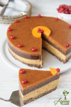 Un tort raw vegan cu caise si ciocolata, un gust racoritor! Raw Dessert Recipes, Vegetarian Desserts, Raw Desserts, Raw Vegan Recipes, Vegan Gluten Free, Vegan Food, Vegan Cheesecake, Vegan Cake, Cheesecake Recipes