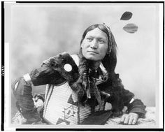 Подсолнух (сиу, нач.ХХ в.). Индейцы Северной Америки