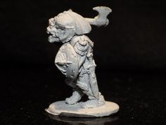 Grenadier Orc with Axe 109 Dungeon Dragons Figure 25mm Miniature Ad D Goblin Lot | eBay