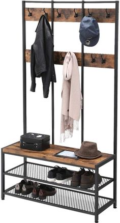 Iron Furniture, Steel Furniture, Living Furniture, Industrial Furniture, Furniture Design, Living Room Colors, Living Room Grey, Industrial Coat Rack, Decorating Your Home