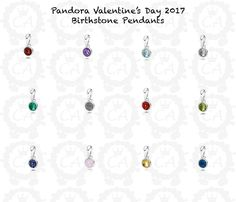 I've been behind on previewing the Pandora Valentine's Day 2017 Collection, so I'm very excited to see these new designs debut today! I'm generally not a fan of the Valentine's Day releases from Pandora because it's too much pink and hearts for me. But...