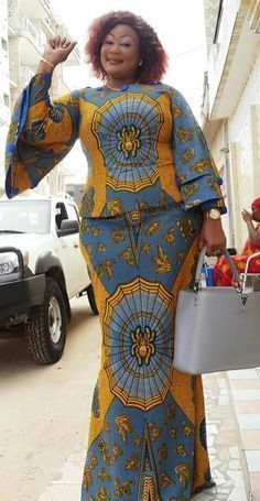 Here's Trendy traditional african fashion African Fashion Designers, African Fashion Ankara, Ghanaian Fashion, African Wear, African Style, African Dresses For Women, African Women, Agbada Styles, Kitenge