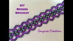 """""""Vault"""" Bracelet !! Easy to make beaded Bracelet 😇"""