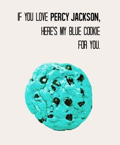 for all you fellow Percy Jackson Fans <3 Love you guys :)