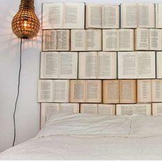 Book bedboard