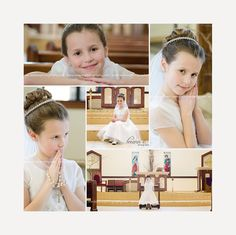 First Communion poses | leeann c. photography | overland park first communion