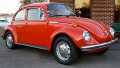 My first car! My bug was royal blue. Wish I had it now!  1973 Volkswagen Beetle - Google Search