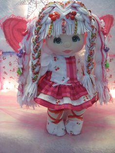 Crochet Toys Patterns, Stuffed Toys Patterns, Doll Patterns, My Child Doll, Fairy Dolls, Dolls Dolls, Rag Dolls, Crochet Dragon, Tin Can Crafts