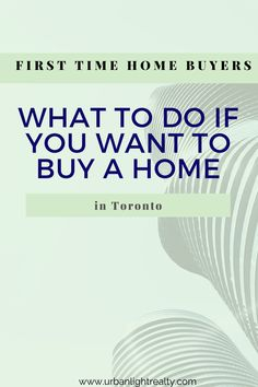 Where to start as first time home buyers in the Toronto real estate market? Giving you my best tips for what you can expect and how to prepare every steps along the way and understand why it is a good idea to work with a real estate agent from day 1. Read & share with at least 1 person and let's get started. #firsttimehomebuyer #torontorealestate #buyyourfirsthome #realtor #torontorealtor Buying Your First Home, Home Buying Process, Real Estate Tips, First Time Home Buyers, Stressed Out, Feeling Overwhelmed, Real Estate Investing, Along The Way, Real Estate Marketing