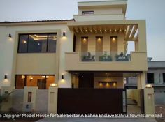 10 marla modern home design 3d front elevation lahore pakistan rh pinterest com