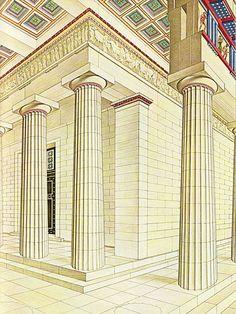 Το τεράστιο μυστικό των Αρχαίων Ελλήνων: Γι' αυτό ο Παρθενώνας μένει όρθιος επί 2.500 χρόνια ενώ δεν έχει θεμέλια! - Retromania - Athens magazine Ancient Greece, Louvre, Building, Travel, Socialism, Viajes, Buildings, Destinations, Traveling