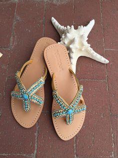 Starfish sandal - Pink Pineapple Shop