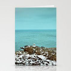 LIGHTHOUSE Stationery Cards by lilla värsting - $12.00