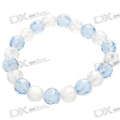 Sparkling crystals- Light adds an excellent accent to lovely wrists- Exceptional value makes this a perfect casual gift for your loved ones- Gift box included http://j.mp/1p0ZsTl