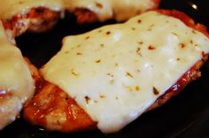 Barbeque Pepper Jack Chicken done