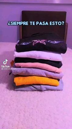 Diy Clothes Life Hacks, Clothing Hacks, Everyday Hacks, Diy Crafts For Gifts, Cool Stuff, My Room, Instagram, Teaching Tools, Frases