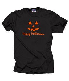 Happy Halloween TShirt All Saint's Day Tee by MilkyWayTshirts, $14.98