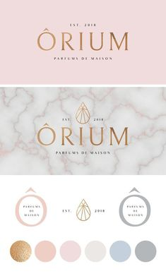 Luxurious, graceful, feminine branding for patisserie inspired candle line - Ori. - Luxurious, graceful, feminine branding for patisserie inspired candle line – Orium. Feminine but - Luxury Logo Design, Luxury Font, Web Design, Luxury Branding, S Logo Design, Brand Design, Design Agency, Candle Logo, Candle Branding