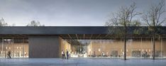 Hungarian Museum of Architecture and the Fotomuzem, GSMM Architetti - BETA