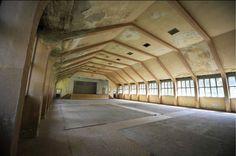 Fotoserie van verlaten Olympische locaties - Froot.nl