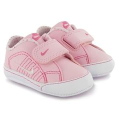a4810cf7147f Nike 1st Court Tradition Crib Shoes Girls  Amazon.co.uk  Shoes   Bags