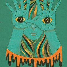 Best Psychedelic Poster Art Products on Wanelo                                                                                                                                                                                 More