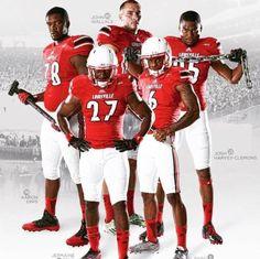 Realistic Lamar Jackson Louisville Cardinals Football 8x10 Sports Photo Print Only College-ncaa Football