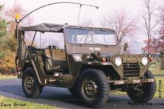 M151A1 Jeep