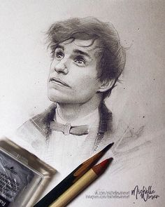 """Newt Scamander """"Fantastic beasts and where to find them"""""""