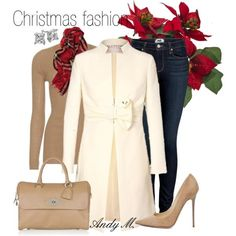 """""""christmas Fashion"""" By Andym8 On Polyvore - Click for More..."""