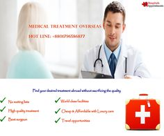 Medical treatment overseas