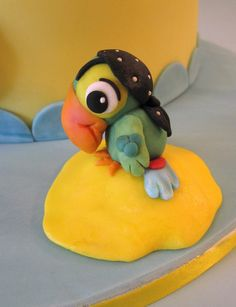 Cakes By Jacques - Beautiful Bespoke Cakes, Biscuits and Cupcakes: Jake and the Neverland Pirates Cake
