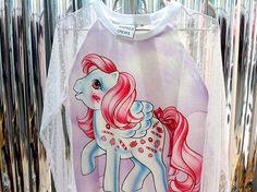 Andrea Crews x My Little Pony http://www.heydickface.com/2013/09/andrea-crews-my-little-pony-collection.html