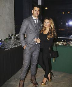 Jessie James Decker & Eric Decker
